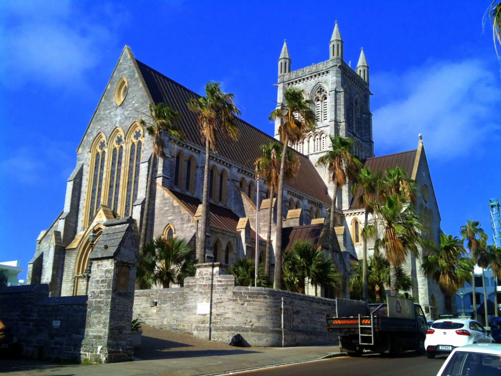 Cathedral of the Most Holy Trinity (Church Of England) Hamilton, Bermuda.
