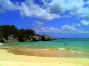 Travel from Britain to Bermuda.