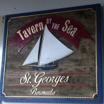 St George restaurant, Tavern by the Sea.