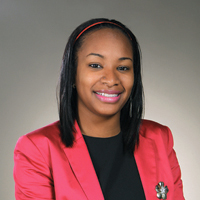St George West MP Nandi Davis Outerbridge