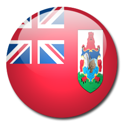 Bermuda flag icon.