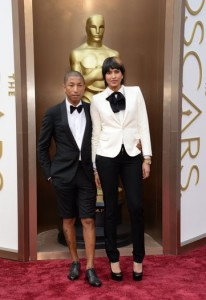 Bermuda Tuxedo - Pharrell Williams.