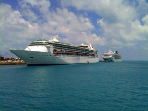 Cruising to bermuda is a wonderful way to get there.