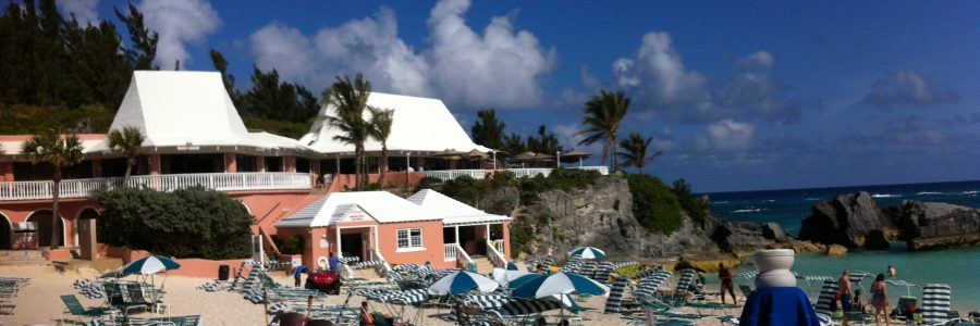Vacation holidays in Bermuda.