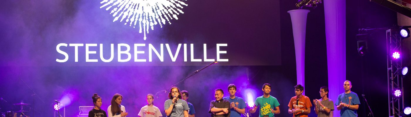 The Steubenville Conference: The Summer Conference I Will Always Miss It shaped me, and now it is shaping others.