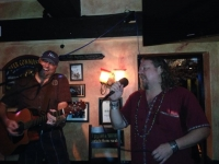 Ray Pasnen and Jason Bracewell - Live music at The Swizzle Inn